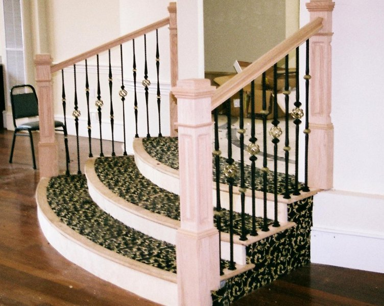 Wood Balusters Iron Balusters